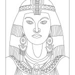 Pharaoh Coloring Pages   Coloring Pages   Printable Coloring Pages   Free Printable Egyptian Masks