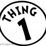 Pictures Of Thing 1 And Thing 2 | Free Download Best Pictures Of   Thing 1 And Thing 2 Free Printable Template