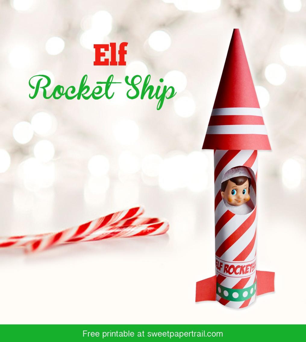 Pimp Your Elf On The Shelf – Free Printables   Take It From Mummy - Elf On The Shelf Printable Props Free