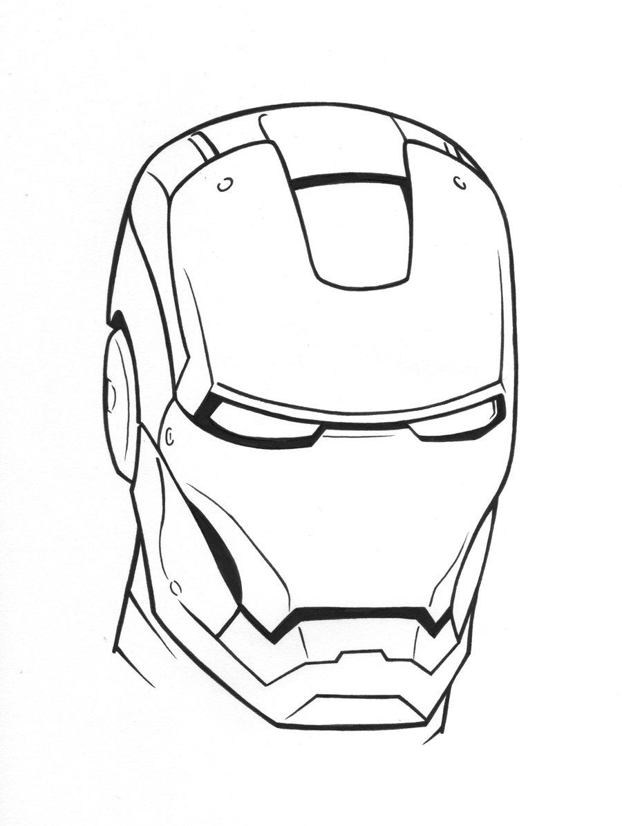 Pinalison Soppe On Birthday Cake Helps | Iron Man Helmet - Free Printable Ironman Mask