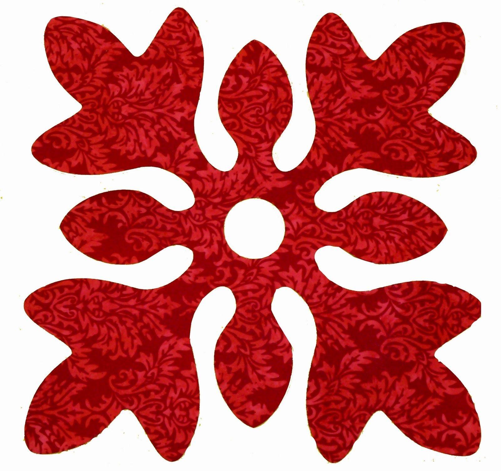 Pinjan Tennant On Sewing   Hawaiian Quilt Patterns, Quilt - Free Printable Hawaiian Quilt Patterns