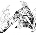 Pinjulia On Colorings | Coloring Pages, Ghost Rider, Color   Free Printable Ghost Rider Coloring Pages