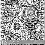 Pinkate Pullen On Free Coloring Pages For Coloring Fans | Adult   Free Printable Doodle Patterns