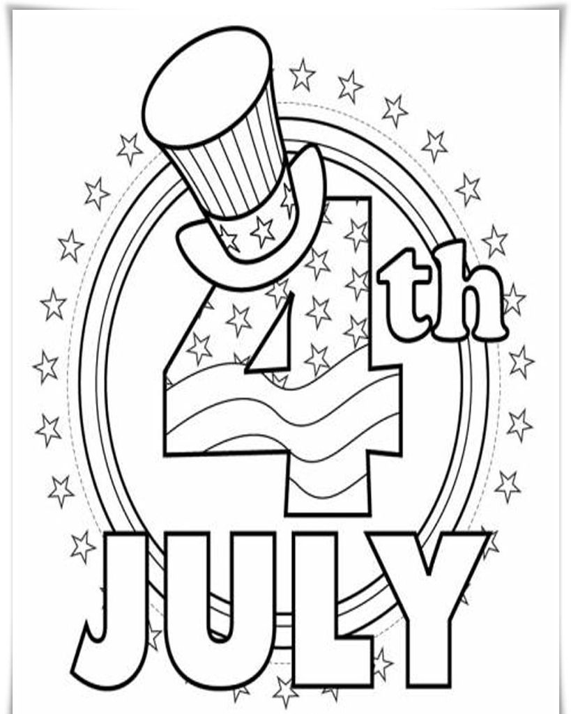 Pinkatherine On Good Ideas   4Th Of July Fireworks, July Crafts - Free Printable 4Th Of July Coloring Pages