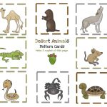 Pinlana Mcquown On Animal Theme | Desert Animals, Dessert   Free Printable Desert Animals