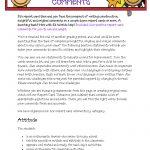 Pinlaura Belitz On School Stuff | Report Card Comments, School   Free Printable Report Card Comments