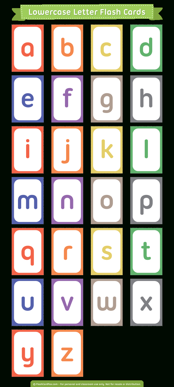 Pinmuse Printables On Flash Cards At Flashcardfox | Letter - Spanish Alphabet Flashcards Free Printable