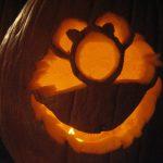 Pinpatricia Fuss On Cute | Halloween, Holidays Halloween   Free Elmo Pumpkin Pattern Printable