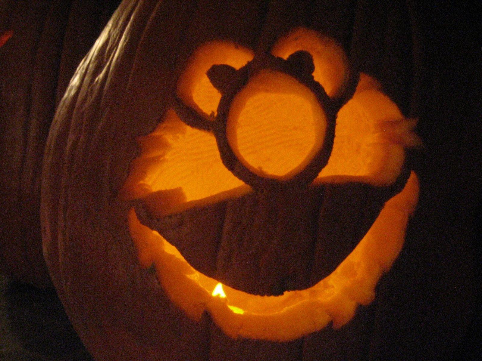 Pinpatricia Fuss On Cute | Halloween, Holidays Halloween - Free Elmo Pumpkin Pattern Printable