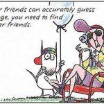 Pinpenny Leggett On Birthdays | Old Lady Humor, Funny, Birthday   Free Printable Maxine Cartoons