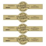 Pinsonja Wiese On Aromatherapy Recipes   Soap Labels, Label   Free Printable Cigar Label Template