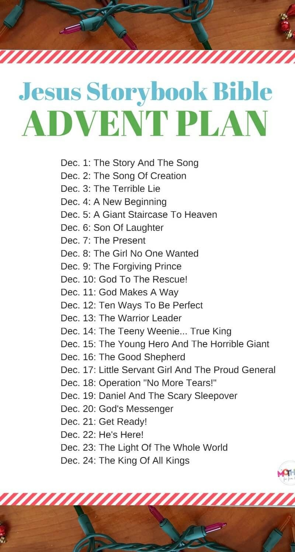 Pinterest - Free Printable Advent Devotions
