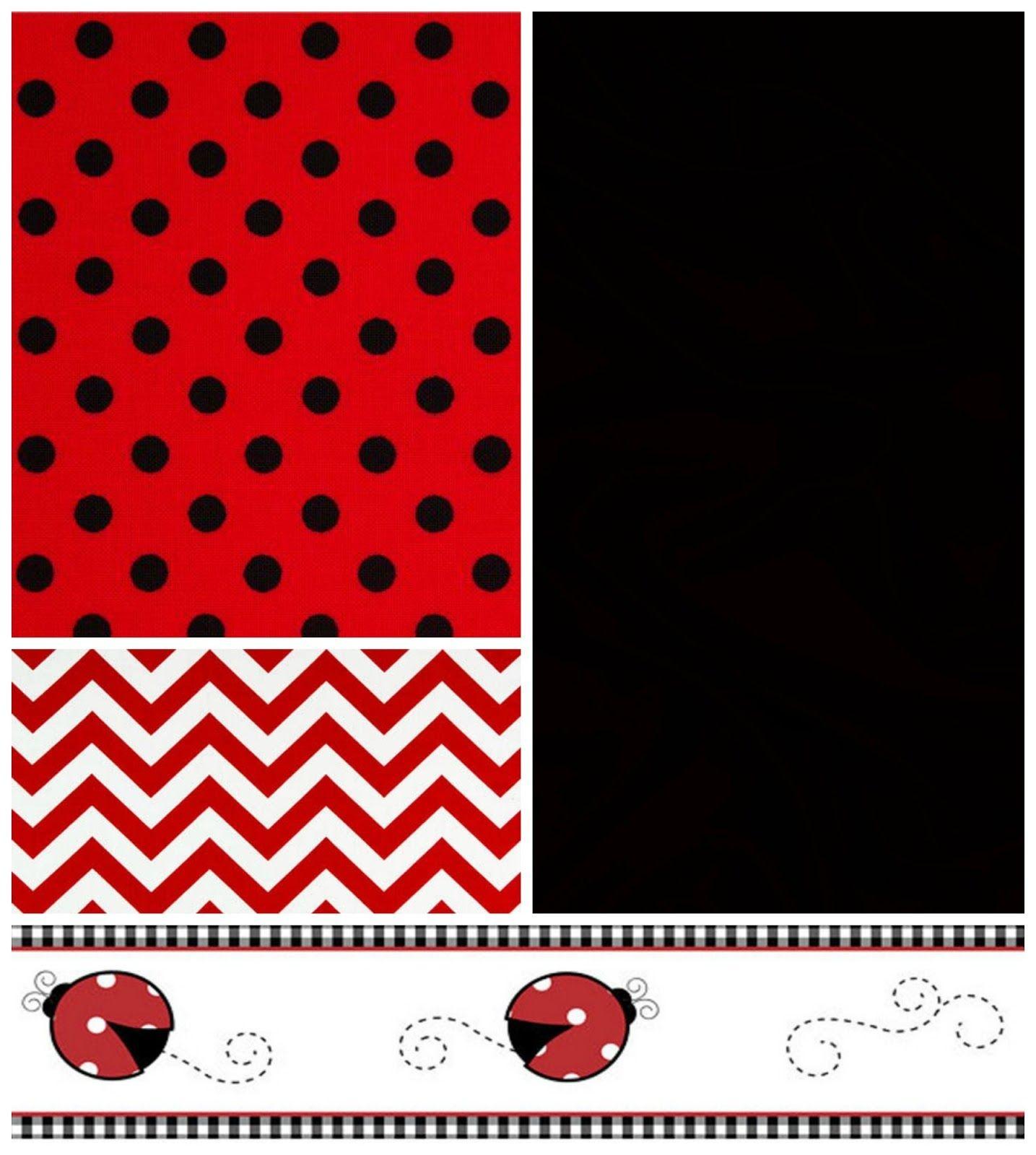 Pinterest - Free Printable Ladybug Invitations