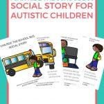 Pinterest   Free Printable Social Stories For Kids
