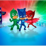 Pj Masks: Free Printable Invitations.   Oh My Fiesta! In English   Free Printable Pj Masks Invitations