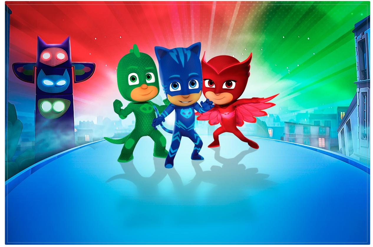 Pj Masks: Free Printable Invitations. - Oh My Fiesta! In English - Free Printable Pj Masks Invitations