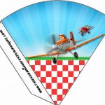 Planes (Disney): Free Party Printables.   Oh My Fiesta! In English   Free Planes Printables