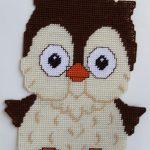 Plastic Canvas Owl Wall Hanging Plastic Canvas Kits   Free Printable Plastic Canvas Patterns