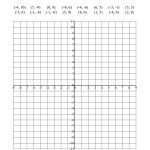 Plotting Coordinate Points (A)   Free Printable Christmas Coordinate Graphing Worksheets