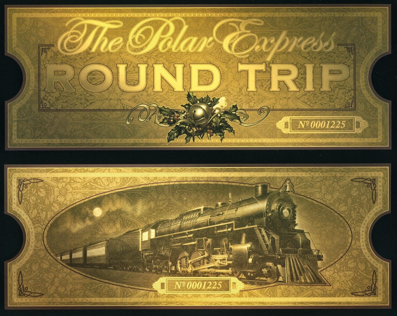 Polar Express Movie Night - Free Printable - Savvy Nana - Polar Express Free Printables