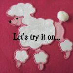 Poodle Skirt Poodle Template. Pieces Piece Poodles Poodle Template   Free Printable Poodle Template