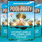 Pool Party Flyer   Kaza.psstech.co   Pool Party Flyers Free Printable