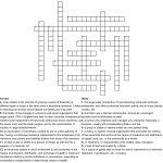 Pop Culture Crossword   Wordmint   Pop Culture Crossword Printable Free