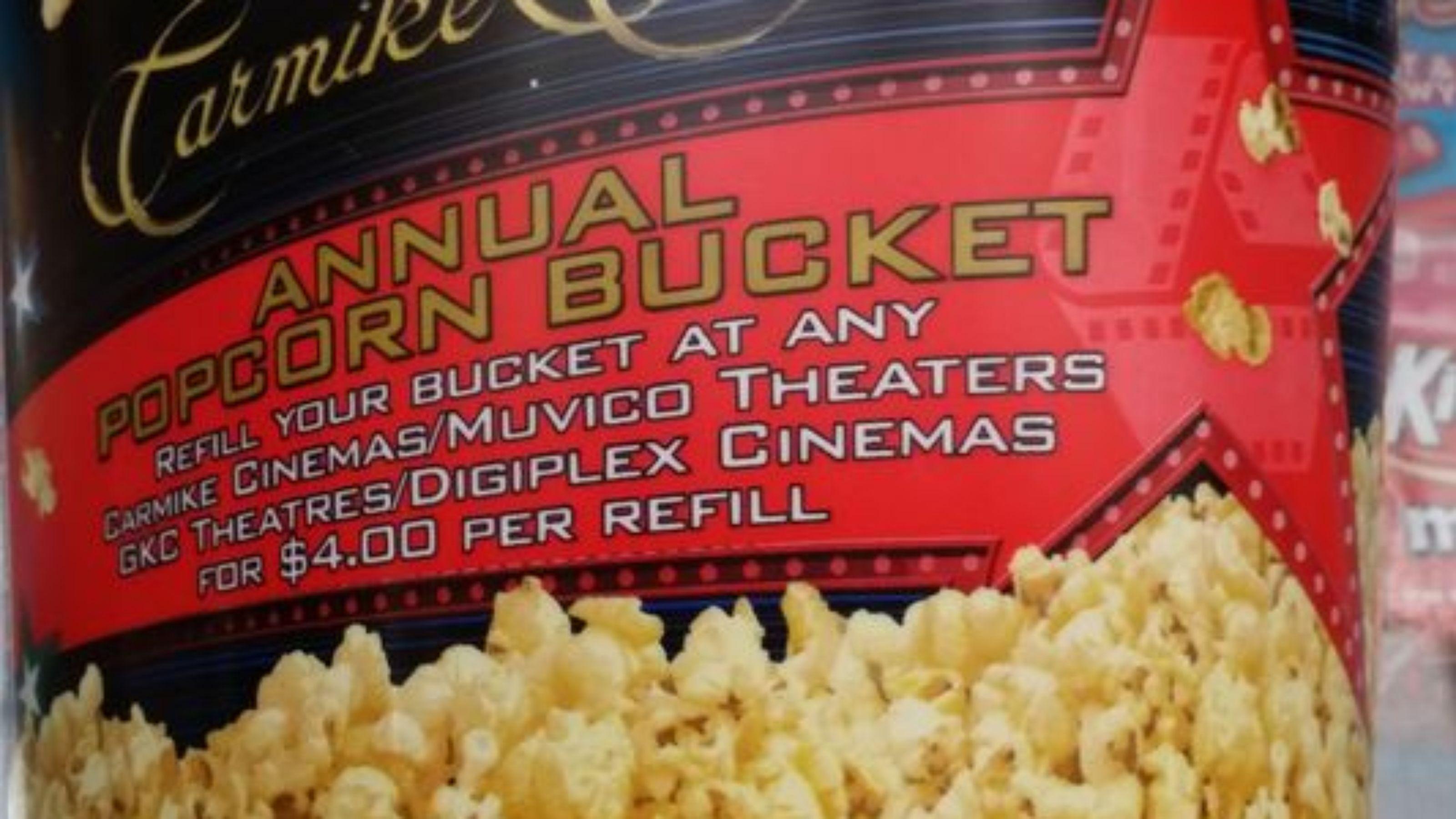 Popcorn Bucket: Regal Cinemas Popcorn Bucket - Regal Cinema Free Popcorn Printable Coupons
