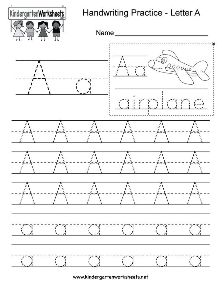 Free Printable Name Writing Practice