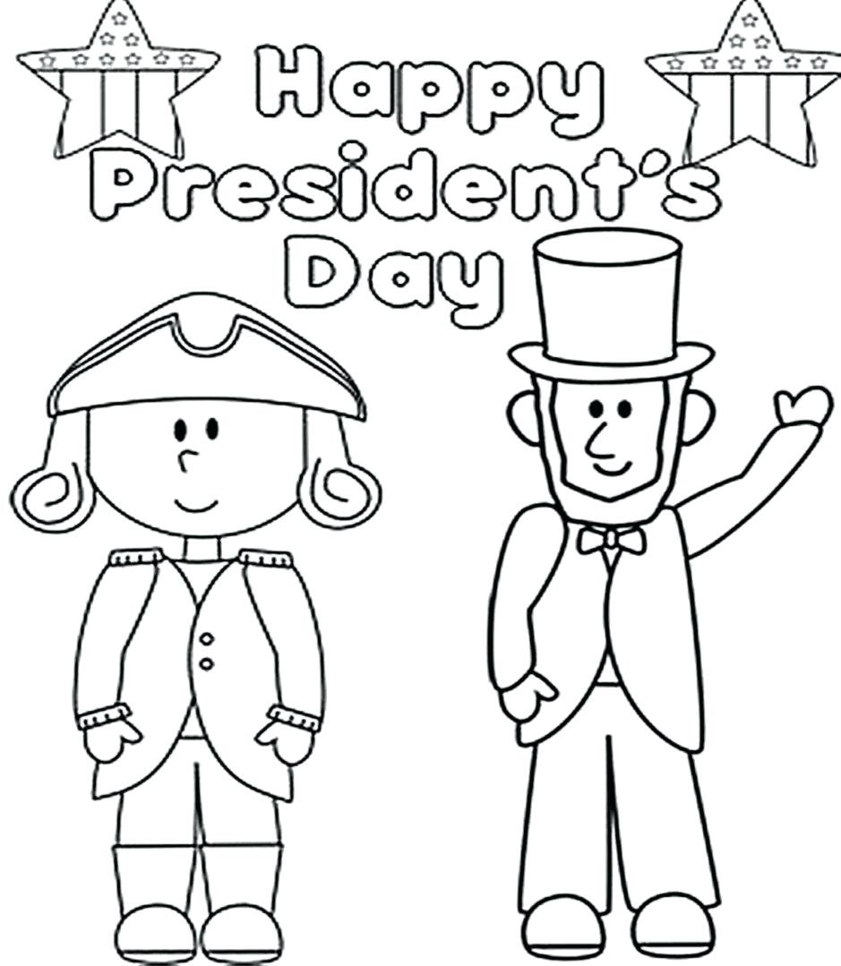 Presidents Day Worksheet Presidents Day Kindergarten Worksheets - Free Printable Presidents Day Coloring Pages