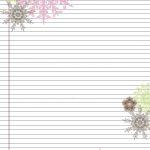 Pretty Printable Stationery Free | Stationery Products | Printable   Free Printable Lined Stationery