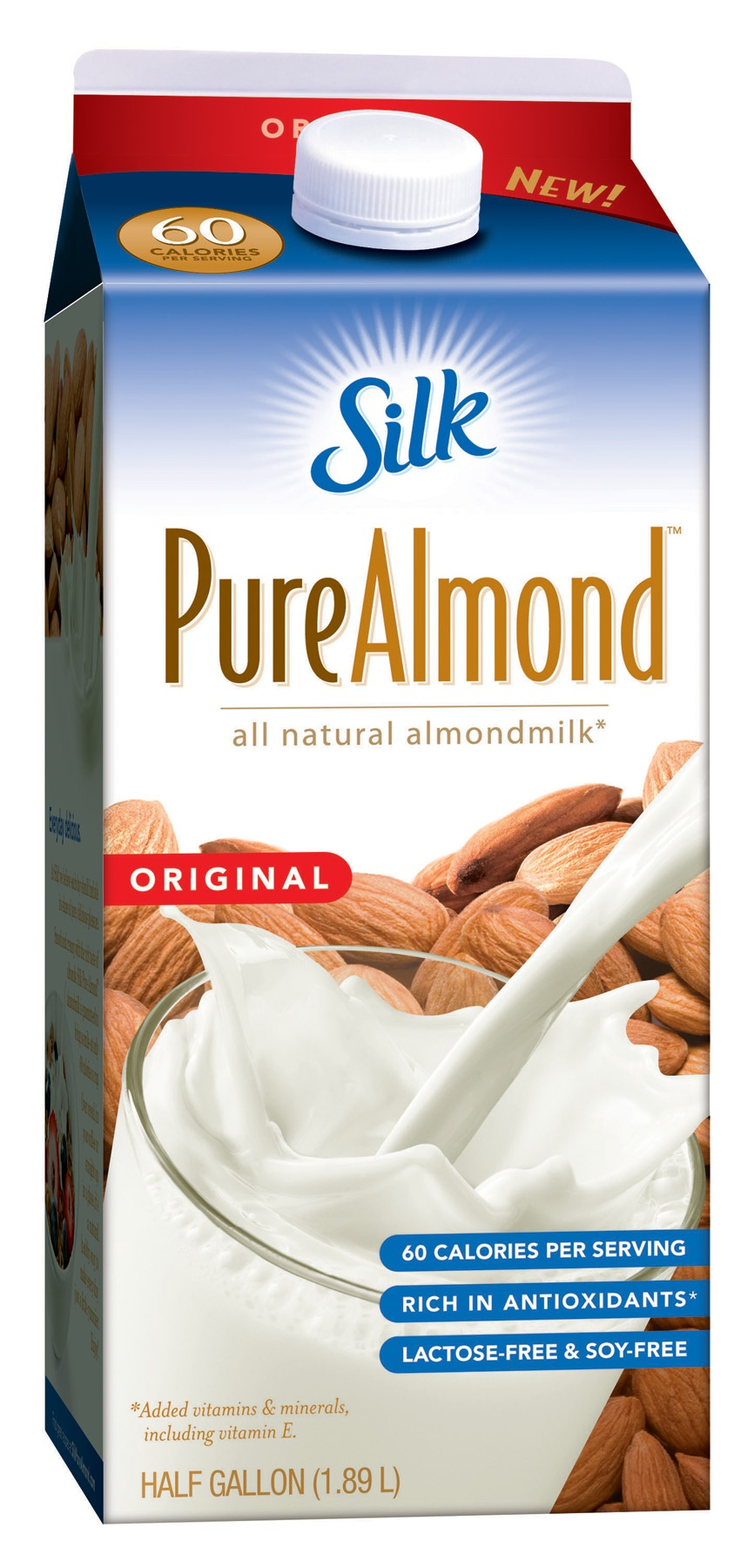 Print Now* $1.25/2 Silk Almond Milk Or $0.60/1 Silk Soymilk For - Free Printable Silk Soy Milk Coupons