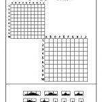 Printable Battleship Game | Speech   Fine Motor Skills | Battleship   Free Printable Battleship Game