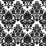 Printable Black And White Wallpaper | Chart And Printable World   Free Printable Wallpaper Patterns