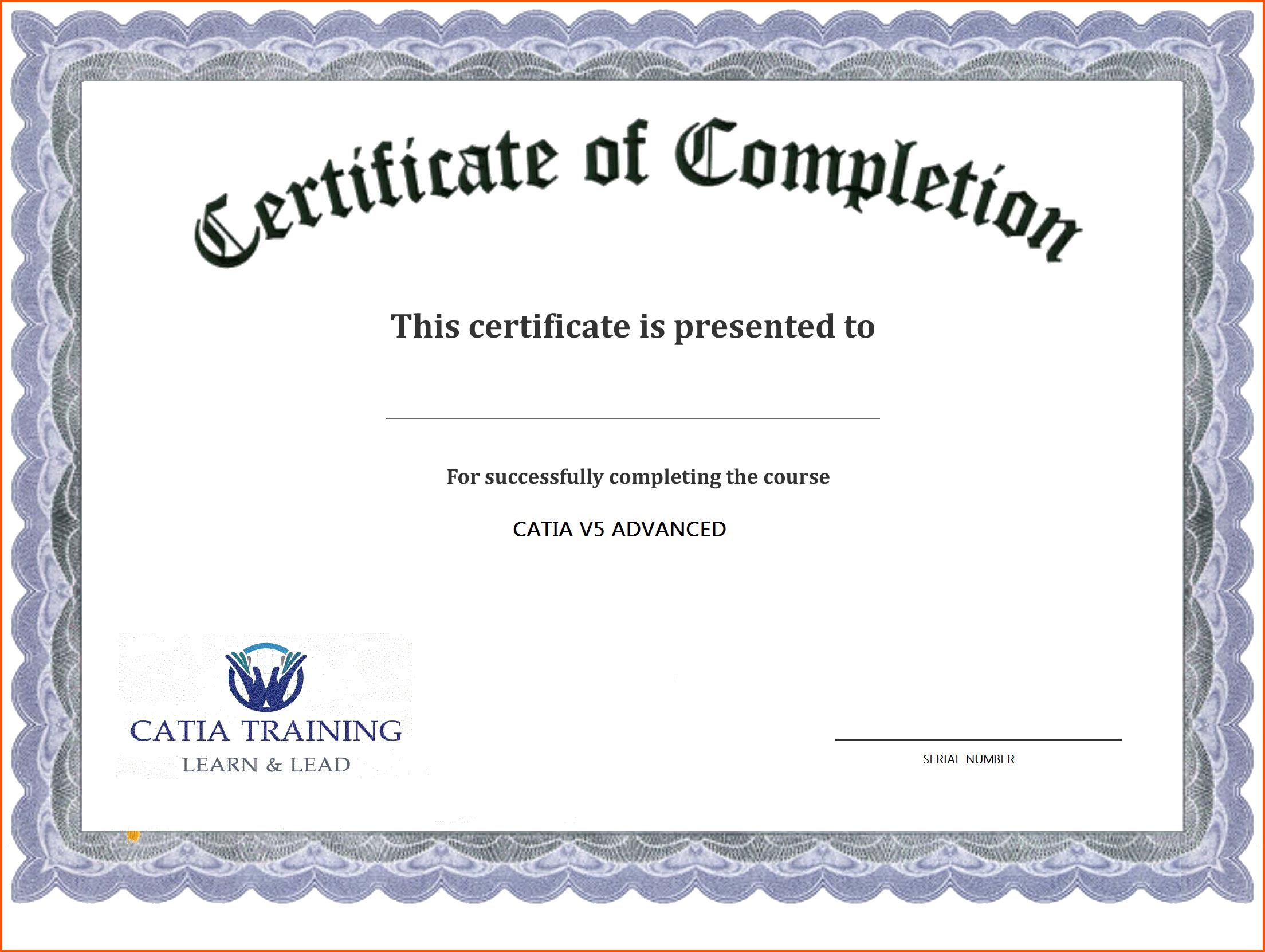 Printable Certificate Templates - Tutlin.psstech.co - Free Customizable Printable Certificates Of Achievement