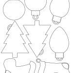Printable Christmas Envelope |  For Christmas Shapes For Gift   Free Printable Christmas Templates