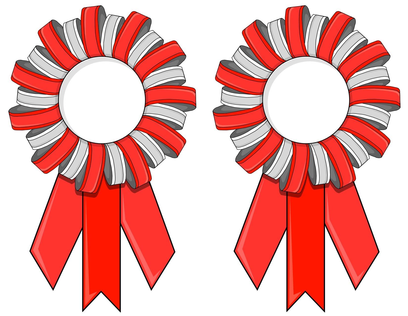 Printable Contest Ribbons Or Tournament Ribbons - Free Printable Ribbons