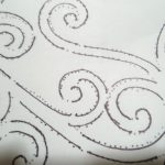 Printable Continuous Line Quilting Patterns | Easy Free Motion   Free Printable Pantograph Quilting Patterns