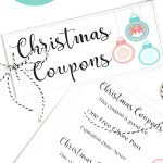 Printable Coupon Book Diy Gift Idea: Consumer Crafts   Make Your Own Printable Coupons For Free