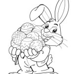 Printable Easter Coloring Pages For Preschoolers Adults Mandala   Easter Coloring Pages Free Printable