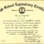 Printable Fake Ged Certificate For Free Best S Of Templates Blank As   Free Printable Ged Certificate