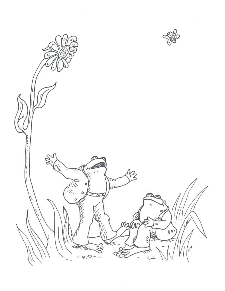 Printable: Fashionable Inspiration Frog And Toad Coloring Pages Page - Free Frog And Toad Are Friends Printables