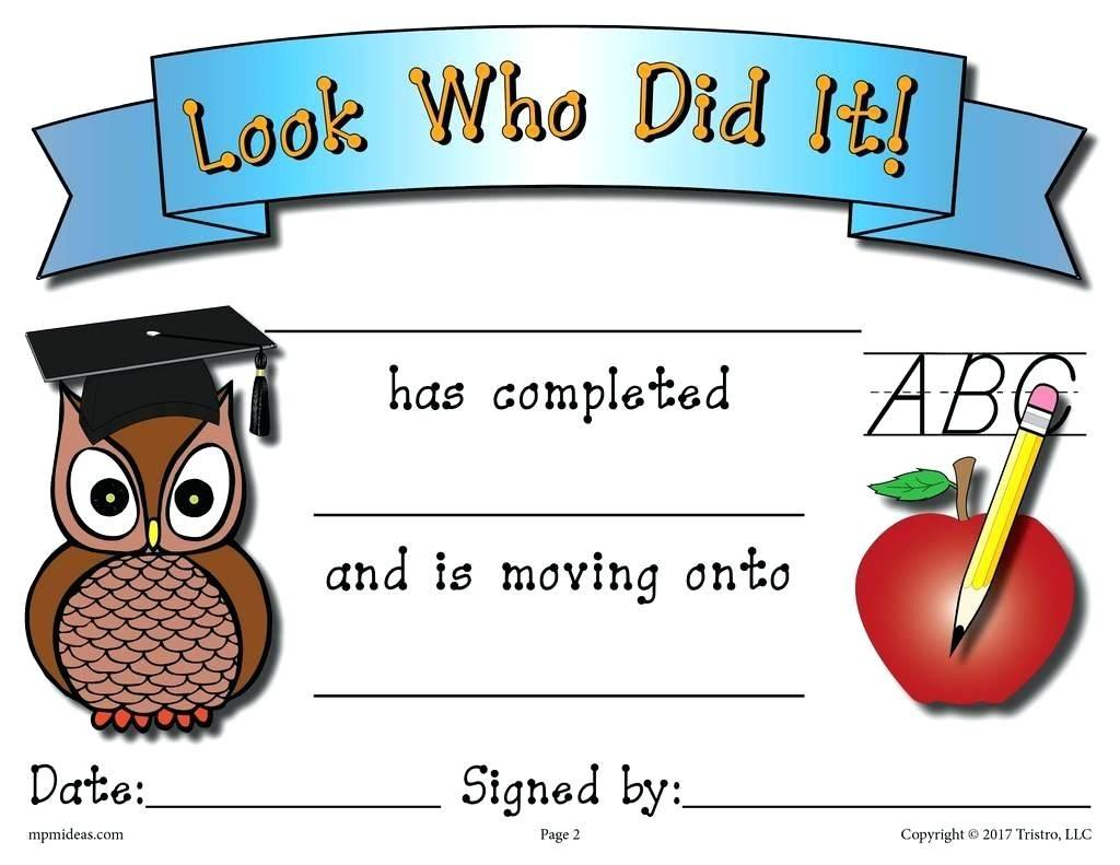 Printable Graduation Certificates Free Printable Graduation - Free Printable Preschool Diplomas