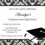 Printable Graduation Invitation Templates. Browse The Large   Free Printable Graduation Invitations 2014