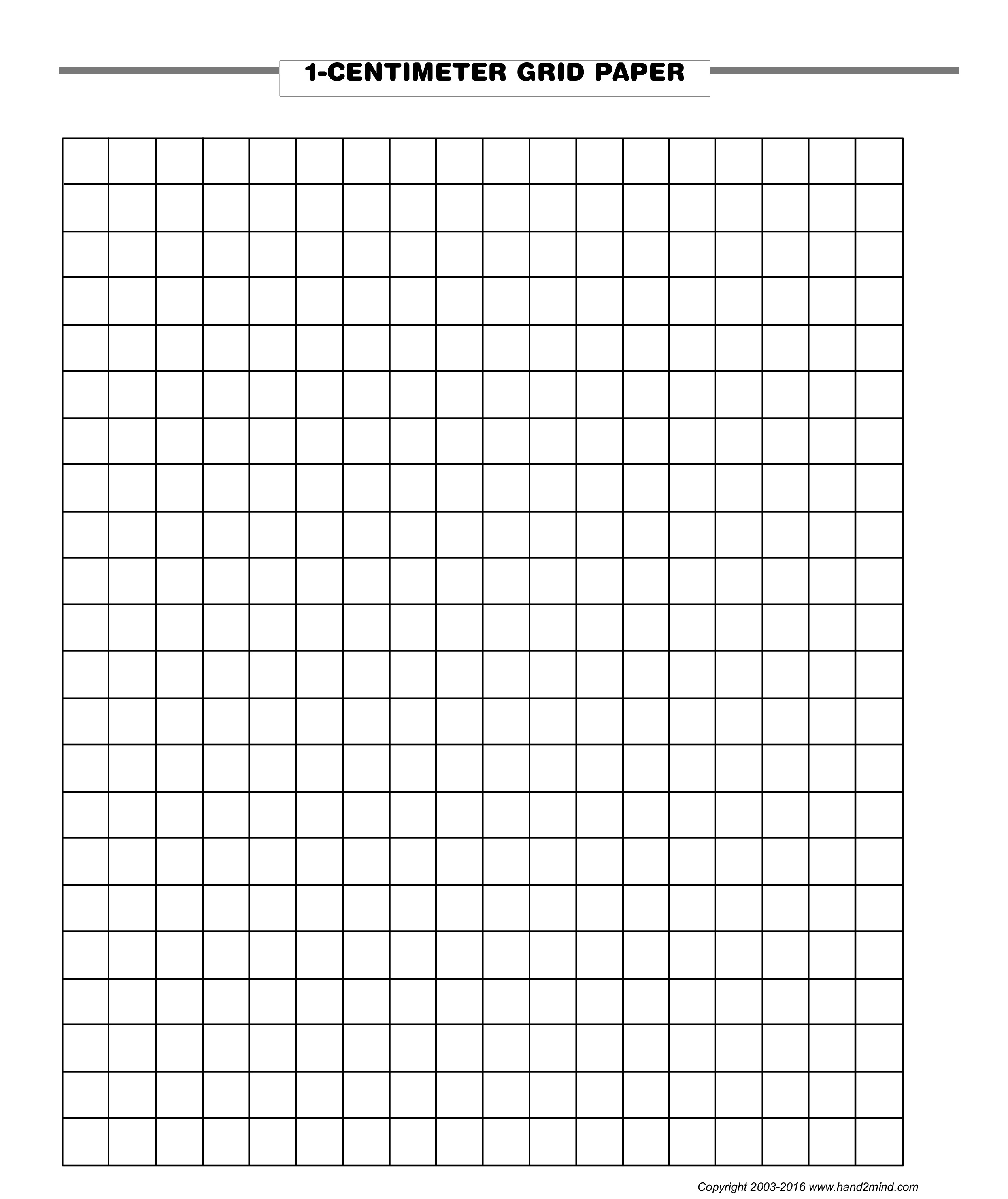 Printable Graph Paper Cm - Demir.iso-Consulting.co - Free Printable Grid Paper