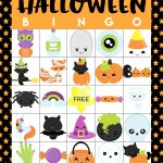 Printable Halloween Bingo Cards   Happiness Is Homemade   Free Printable Halloween Bingo Cards