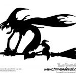 Printable Halloween Decorations Witch – Best Cool Craft Ideas   Free Printable Halloween Decorations