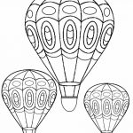 Printable Hot Air Balloon Coloring Pages For Kids | Cool2Bkids   Free Printable Pictures Of Balloons