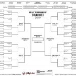 Printable Ncaa Men's D1 Bracket For 2019 March Madness Tournament   Free Printable Brackets Ncaa Basketball
