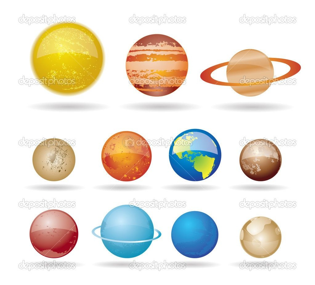 Printable Planets And Solar System Pictures   Printable   Solar - Free Printable Pictures Of Planets